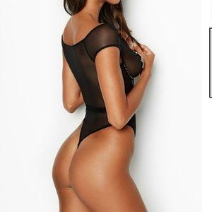 44a3f69abfa PINK Victoria s Secret Intimates   Sleepwear - Victoria s Secret Very Sexy  Rhinestone Star Teddy